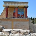 Girit'in başkenti Kandiye ve antik şehir Knossos