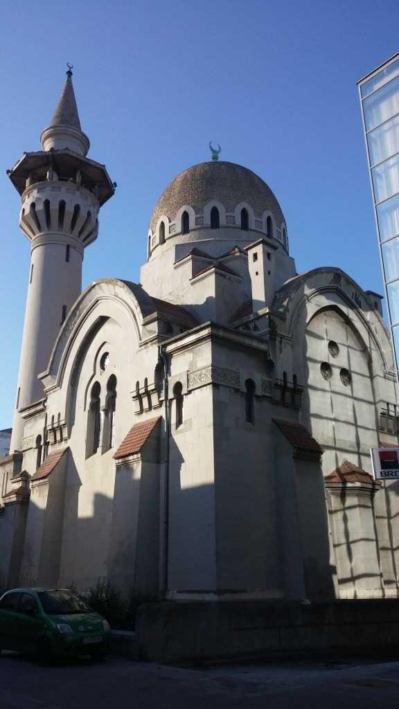 II.Mahmud Camii Köstence, Romanya