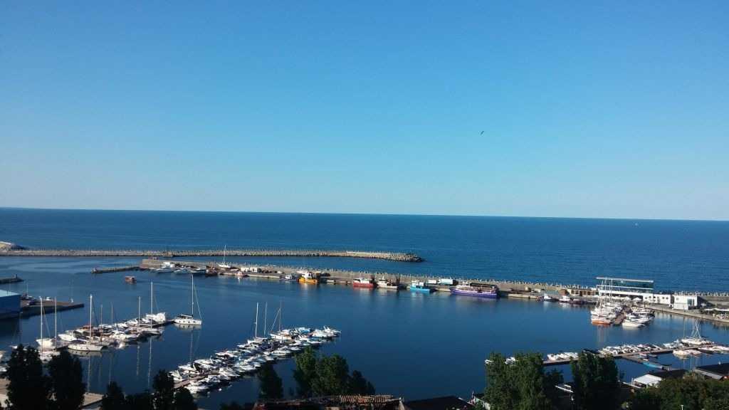 Köstence Yat Limanı, Köstence, Romanya