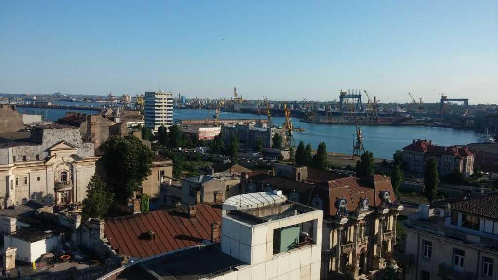Köstence Limanı, Köstence, Romanya