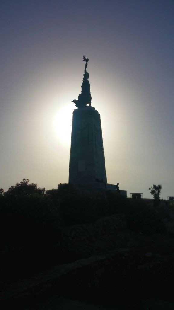 Özgürlük Heykeli, Mytilene, Midilli Adası