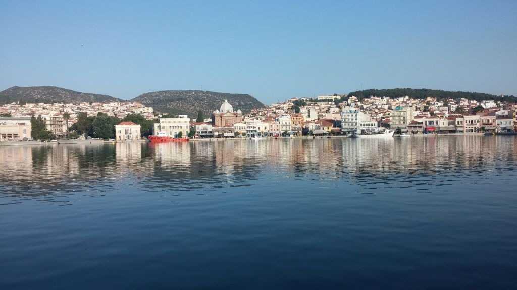 Mytilene, Midilli Adası