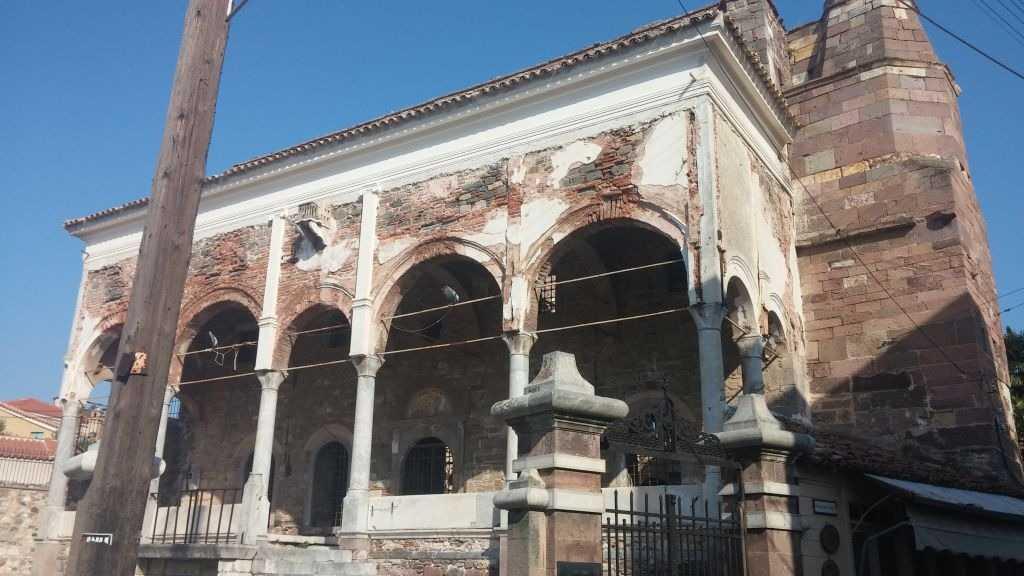 Yeni Camii, Mytilene, Midilli Adası
