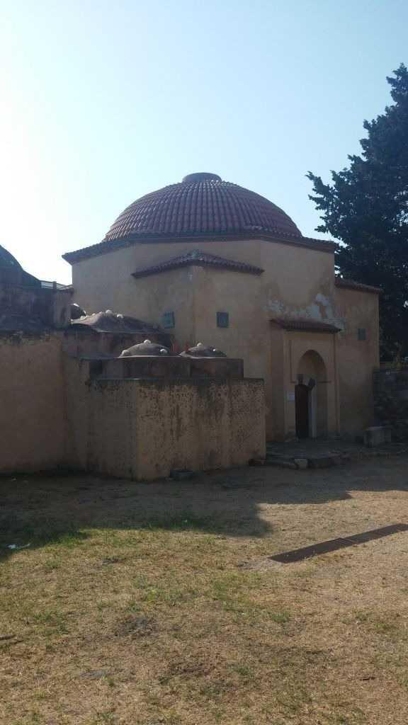 Hamam, Mytilene, Midilli Adası