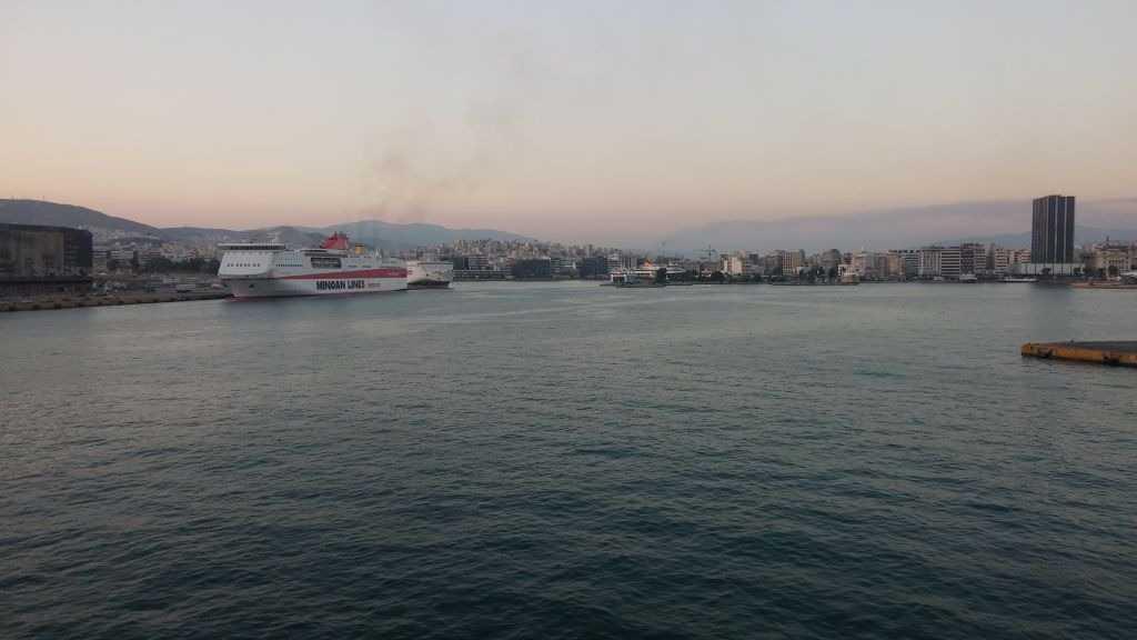 Pire Limanı, Atina, Yunanistan