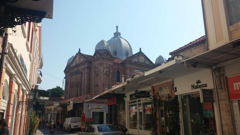 Agios Therapon Kilisesi, Mytilene, Midilli Adası