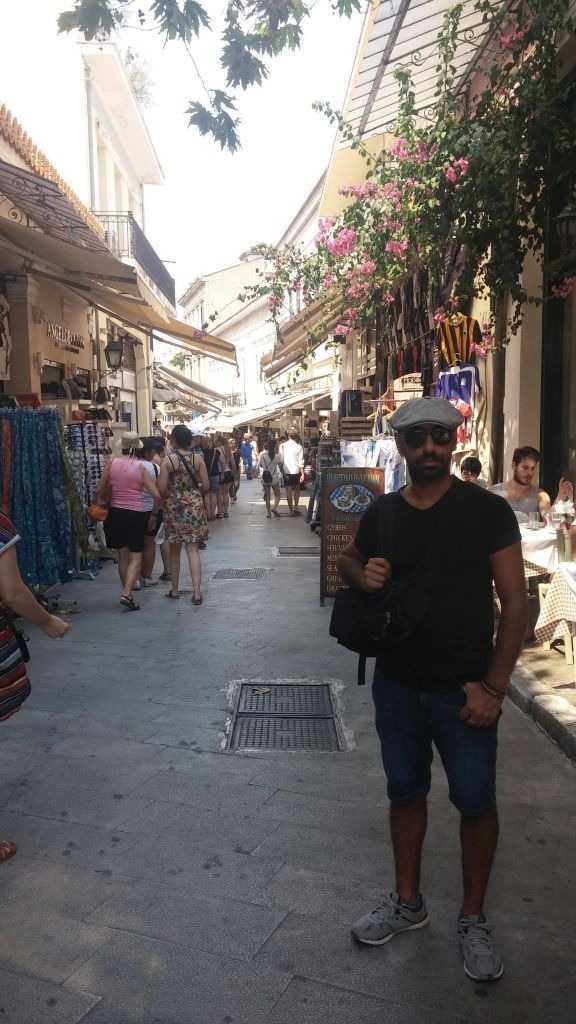 Plaka, Atina, Yunanistan