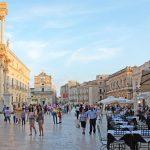 Sicilya Gezi Yazısı Bölüm 4 - Sicilya'da antik bir Yunan kenti: Siracusa
