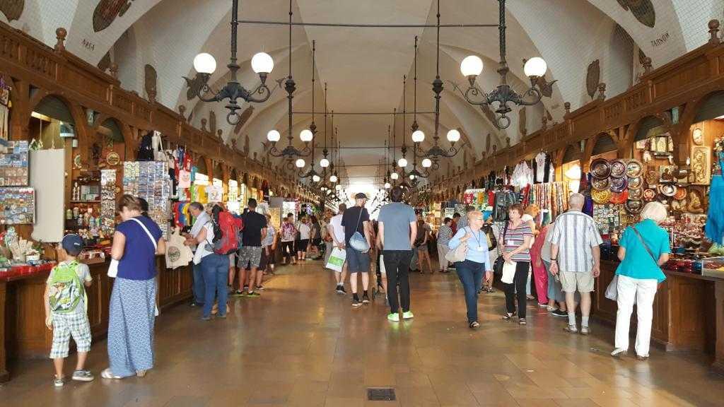 Sukiennice (Cloth Hall)