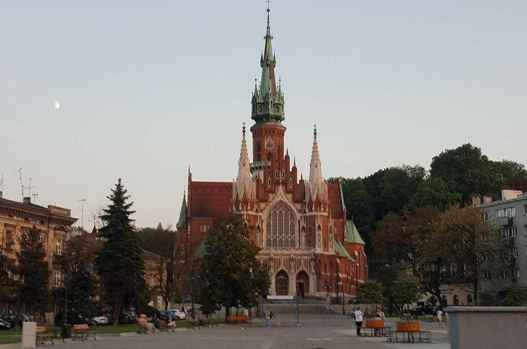 Krakow Yahudi Mahallesi