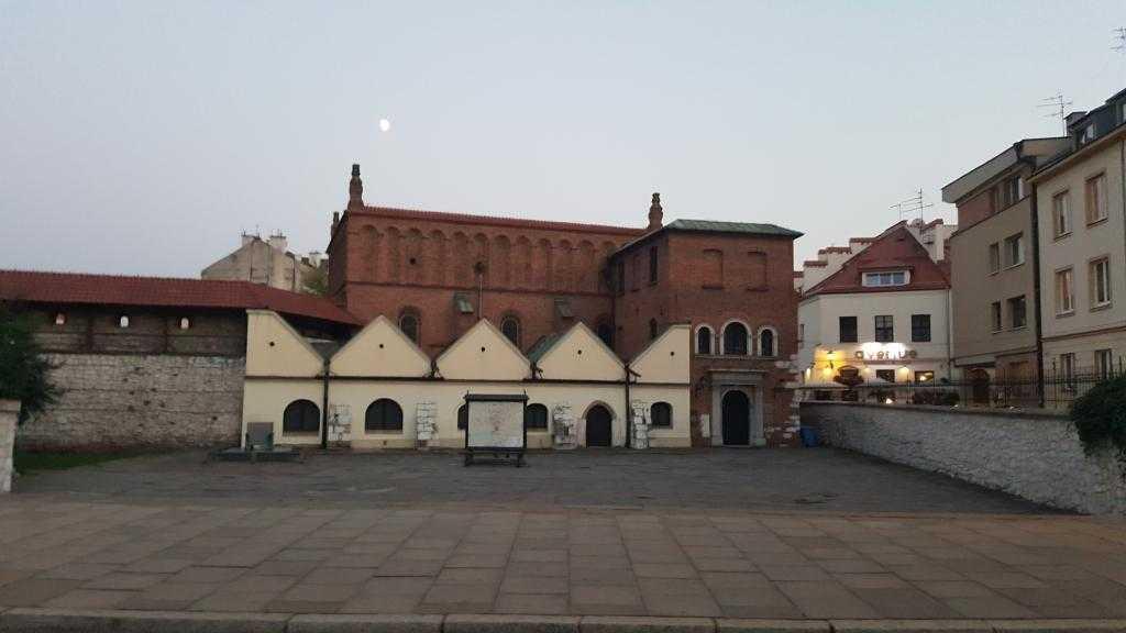 Turun son noktası - Jewish Quearter, Kazimierz