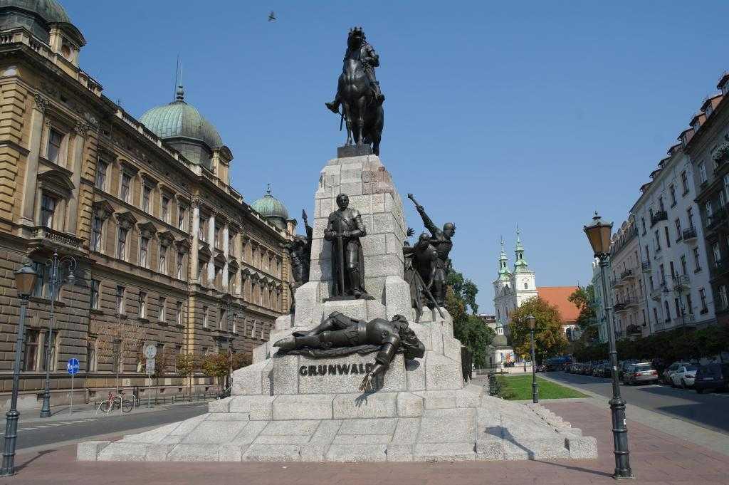 Grunwald Anıtı