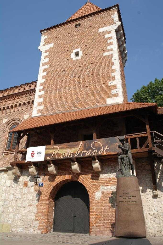 Eski şehir bölgesi, Krakow