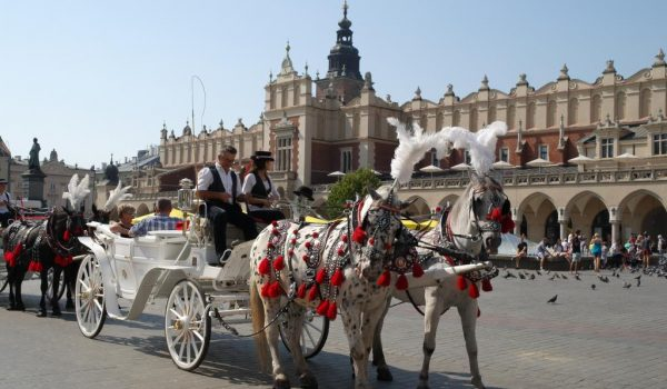 Arabayla İstanbul'dan Polonya'ya - Bölüm 2: Krakow