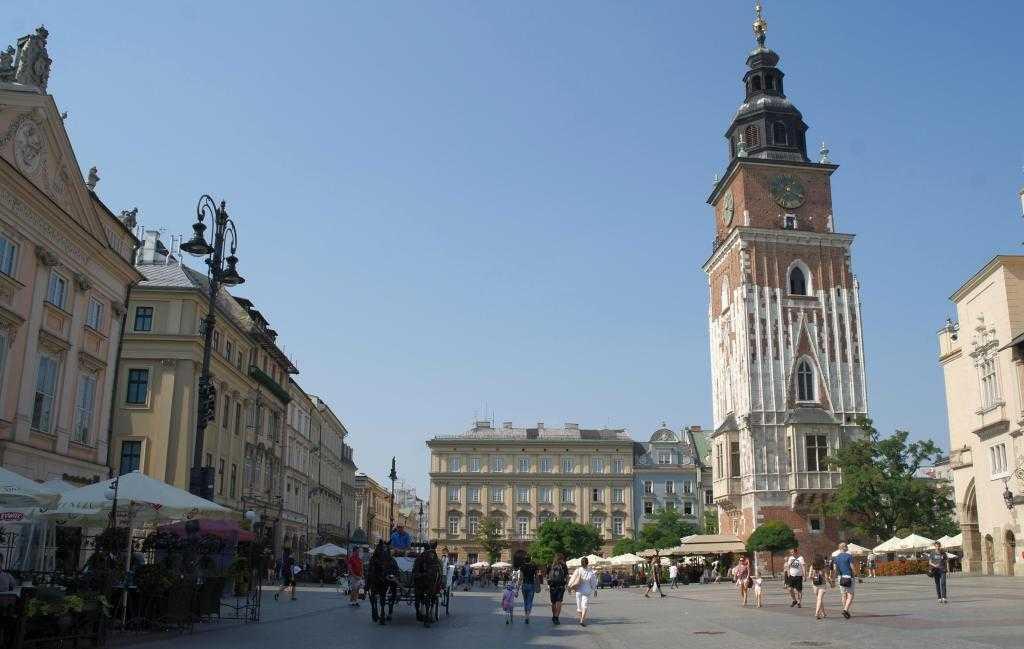 Town Hall Tower, Krakow