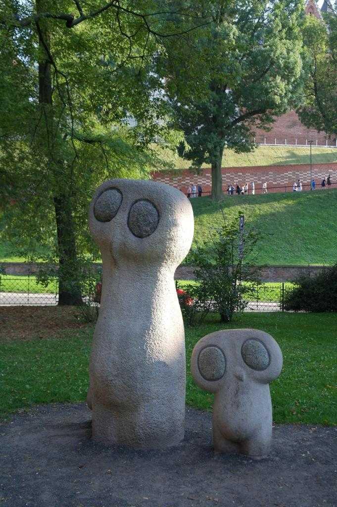 Sevimli heykeller