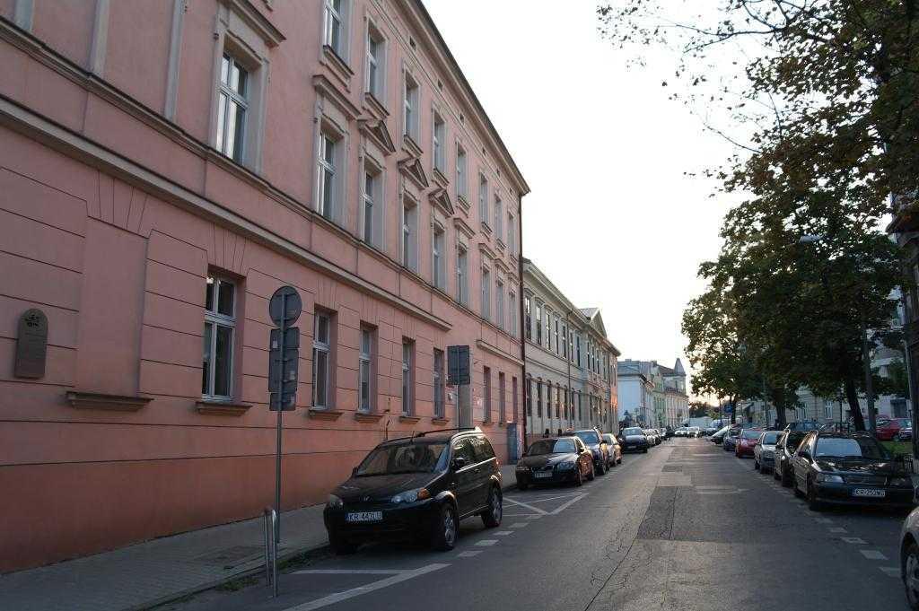 Krakow Getto - Hastane