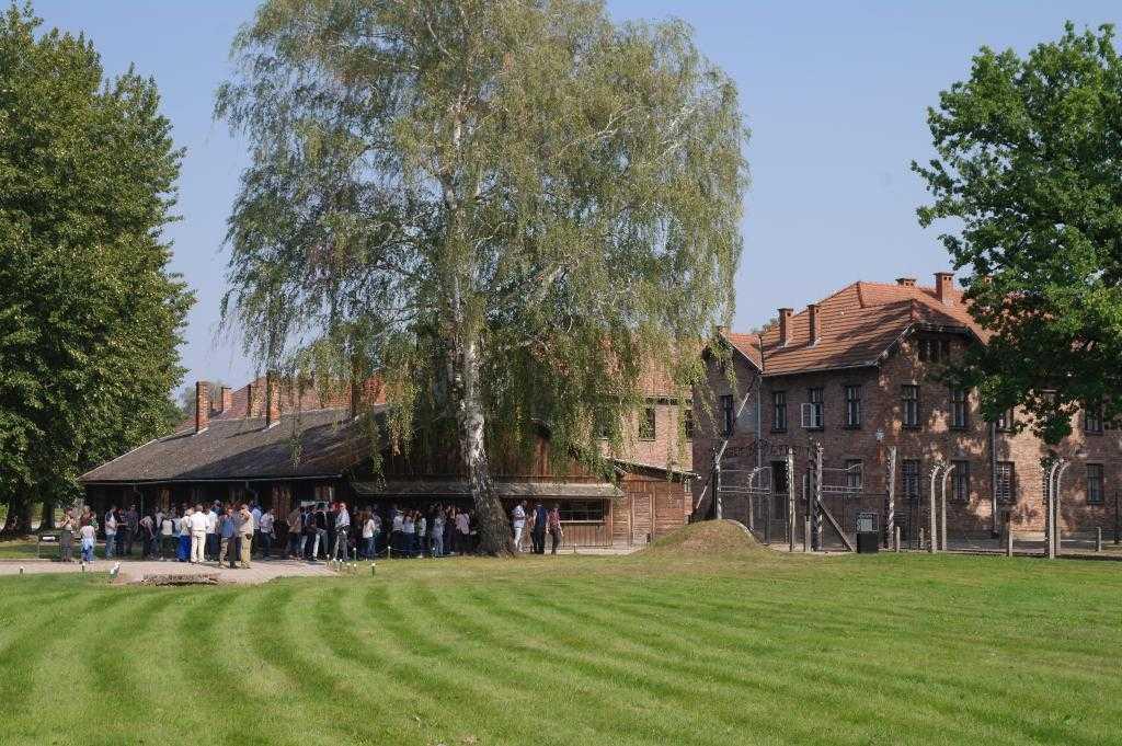 Auschwitz Müzesi turu başlangıç noktası