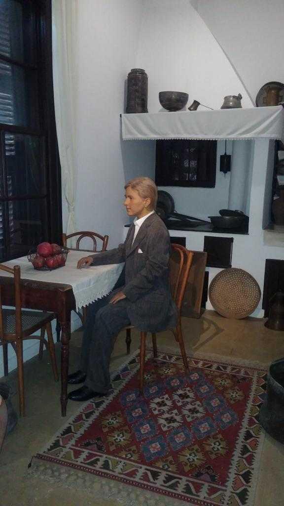 Atatürk Evi Müzesi, Mutfak