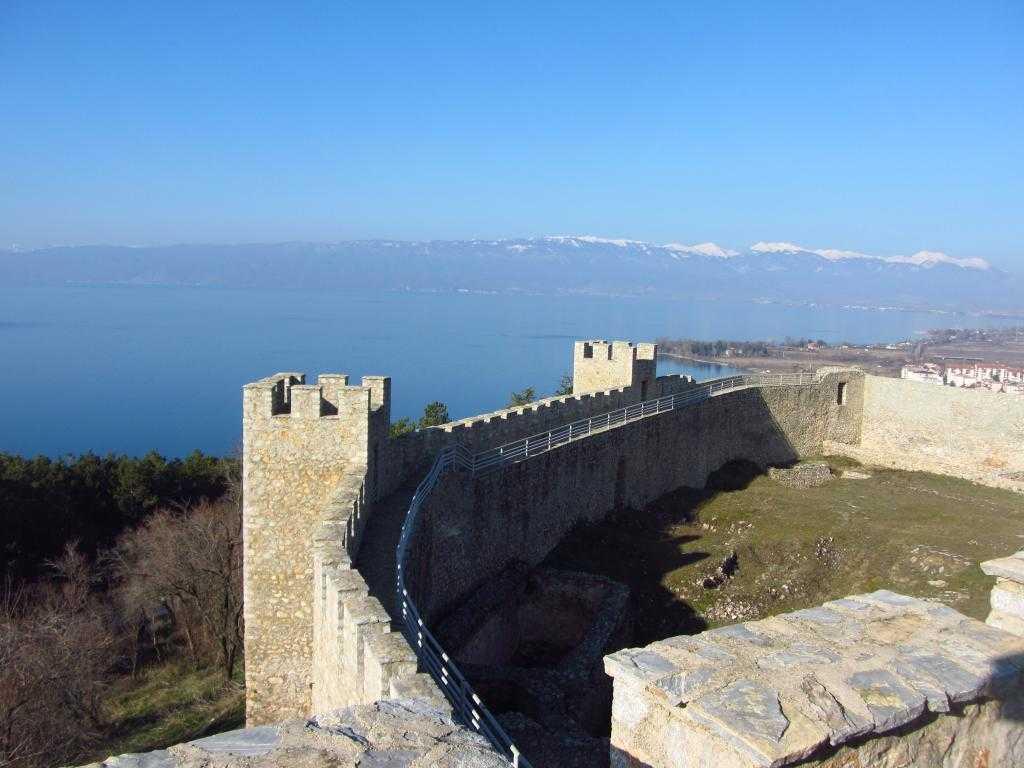 Kale, Ohrid, Makedonya