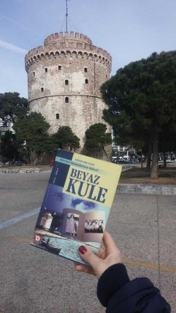 Beyaz Kule, Selanik Kitabın yazarı Sinan Meydan, Sarı Paşam adıyla tekrar basıldı