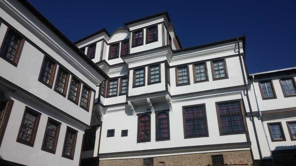 Robavi Ailesi Konağı, Ohrid, Makedonya