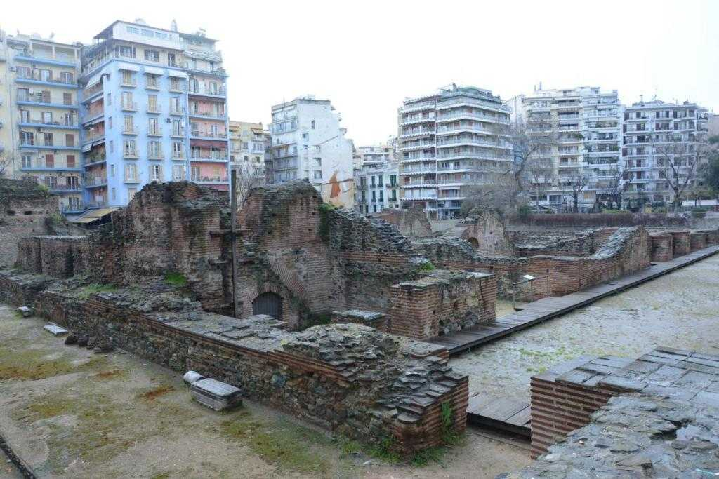 Galerius Sarayı (Gounari), Selanik