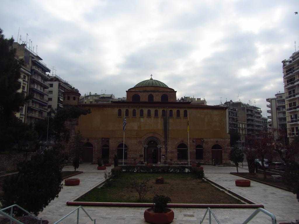 Aya Sofia Kilisesi, Selanik