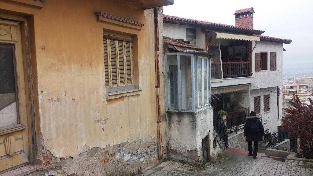 Selanik eski şehir
