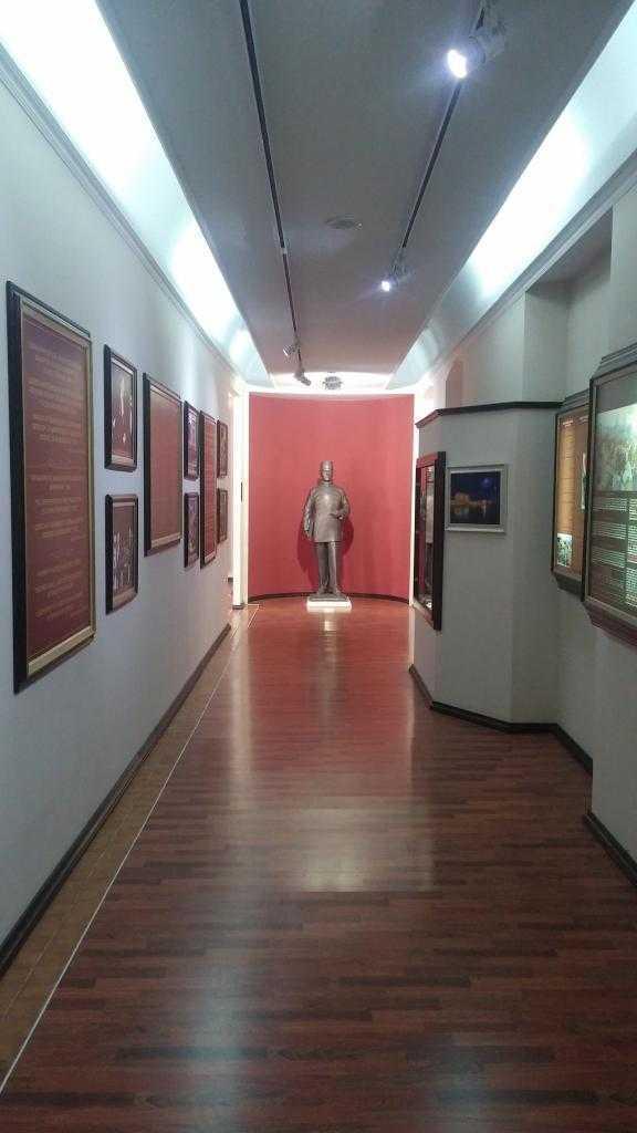 Atatürk Anı Odası Müze, Bitola, Makedonya
