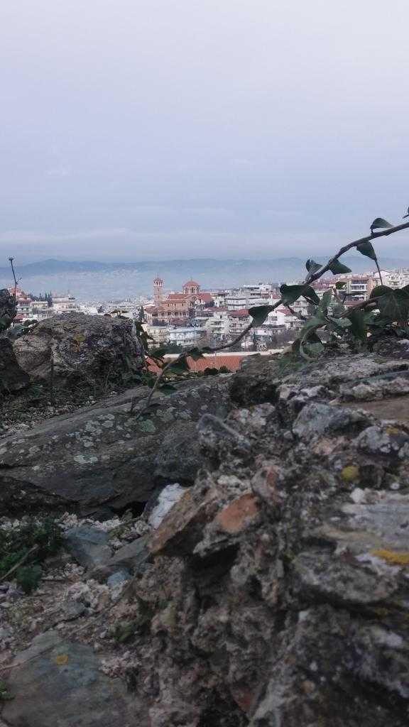 Kaleden Selanik manzarası