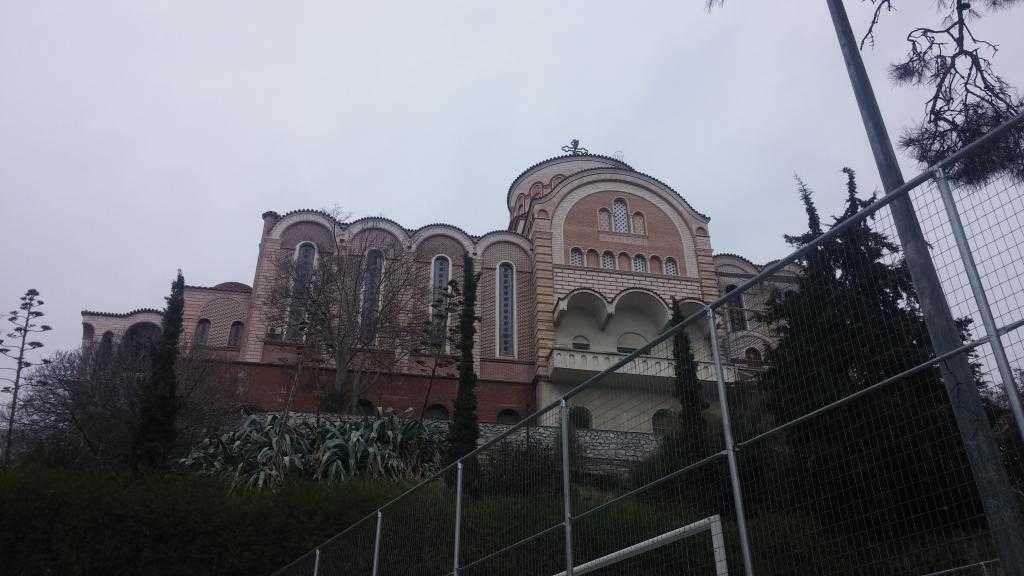 Moni Vlatadon Manastırı Selanik