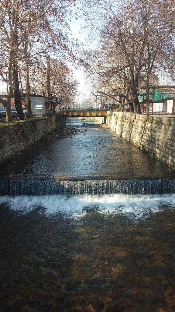 Dragor Nehri, Bitola, Manastır