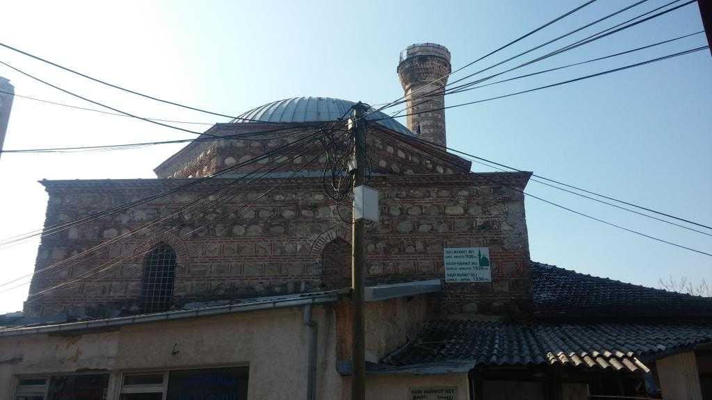 Hacı Mahmut Bey Camii, Osmanlı Çarşısı, Bitola, Makedonya