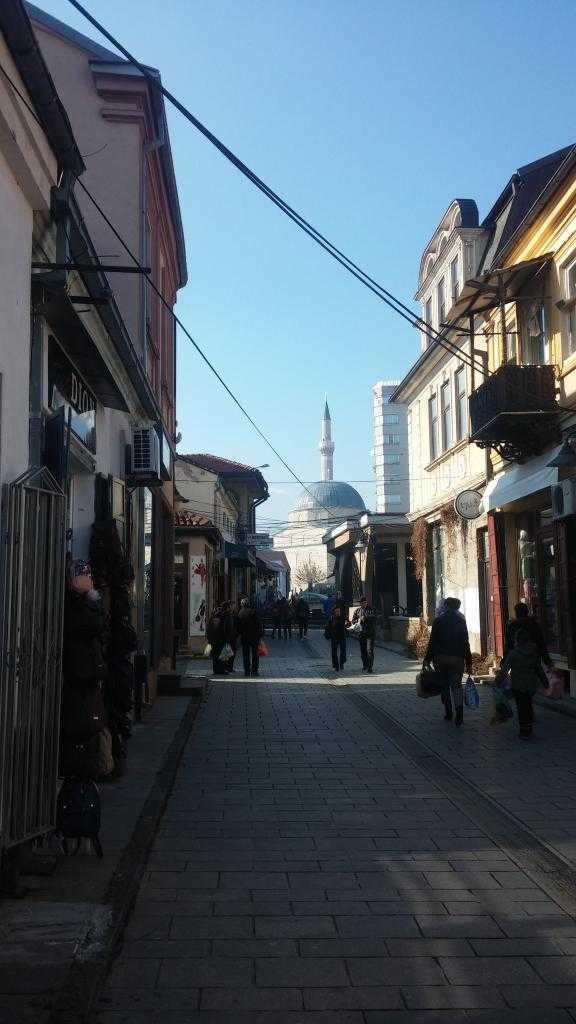 Osmanlı Çarşısı, Bitola, Makedonya