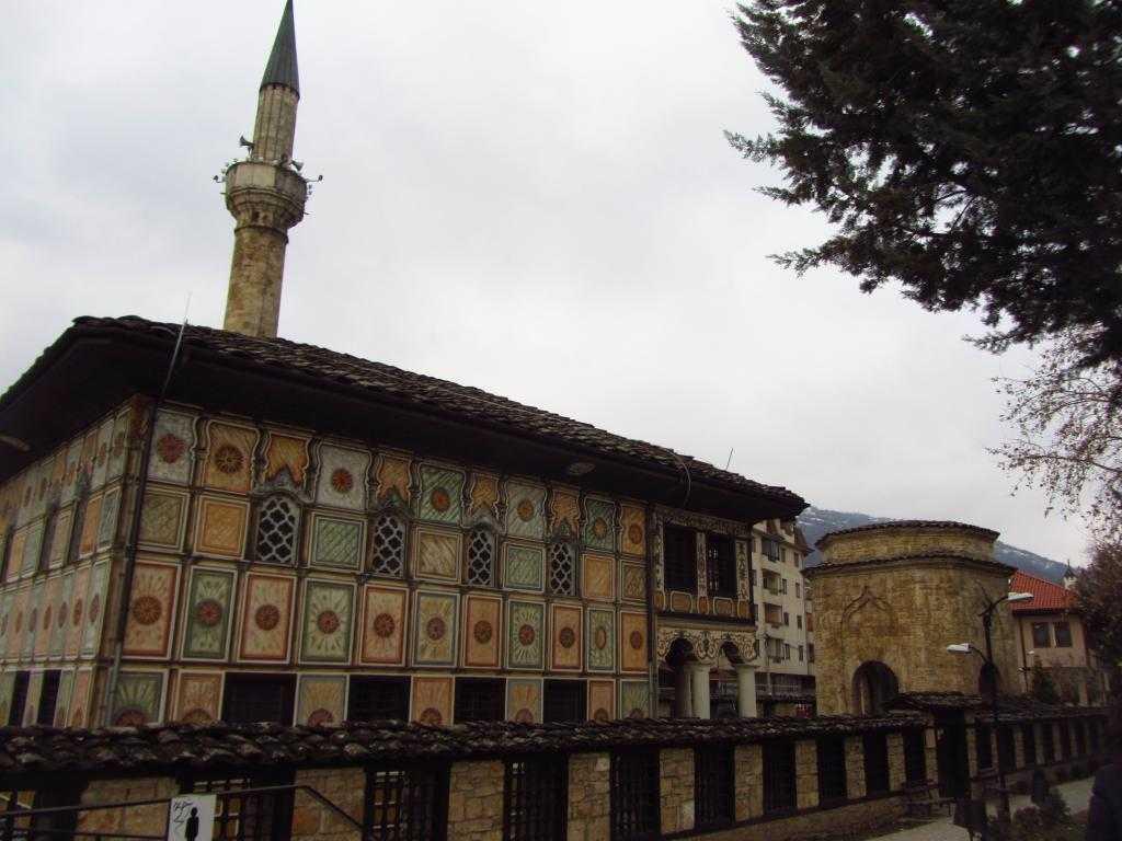 Alaca Camii Tetova, Makedonya