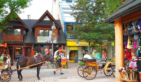 Arabayla İstanbul'dan Polonya'ya - Bölüm 5: Zakopane