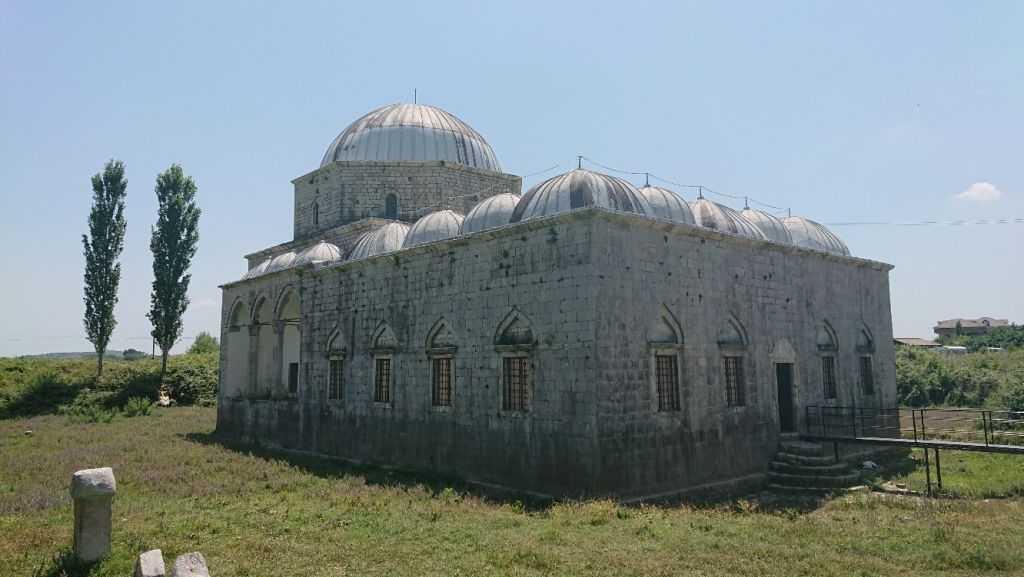Kurşunlu Cami, İşkodra Arnavutluk