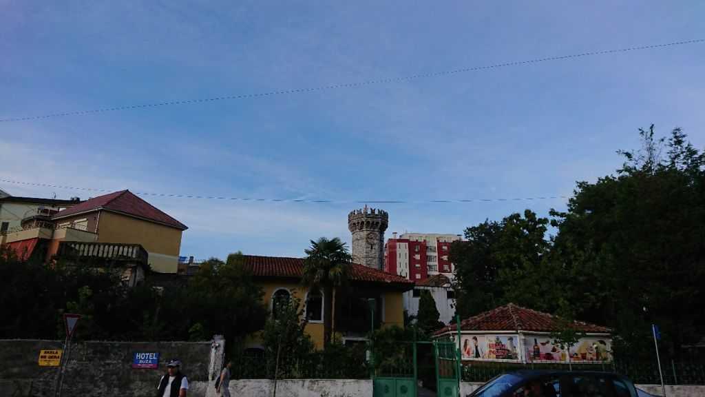 Eski Saat Kulesi, İşkodra, Arnavutluk