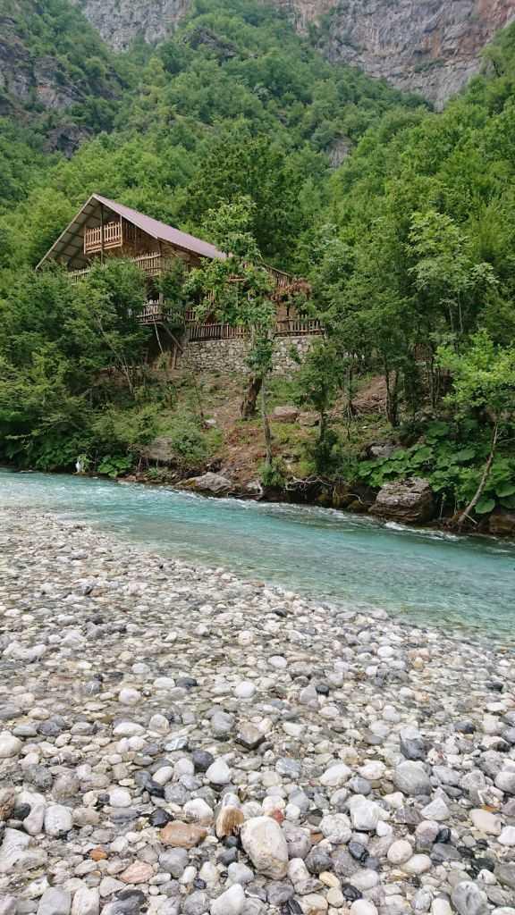 Shala Nehri ve Blini Milli Parkı, Arnavutluk