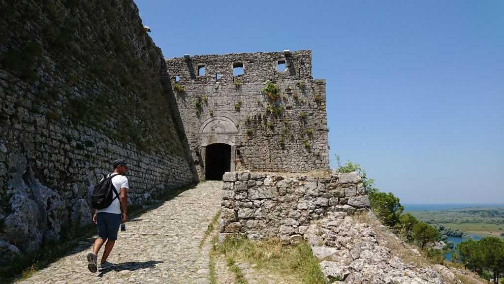 Rozafa Kalesi, İşkodra, Arnavutluk