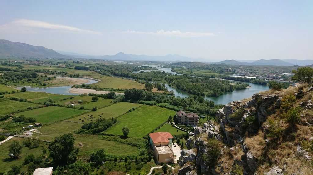 Buna ve Drin Nehirleri, İşkodra, Arnavutluk