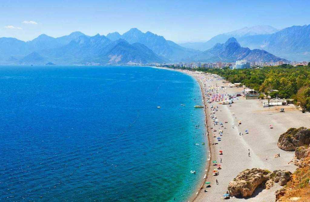 Antalya Plajları Lara