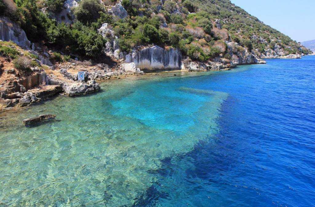 Kekova Adası Antalya