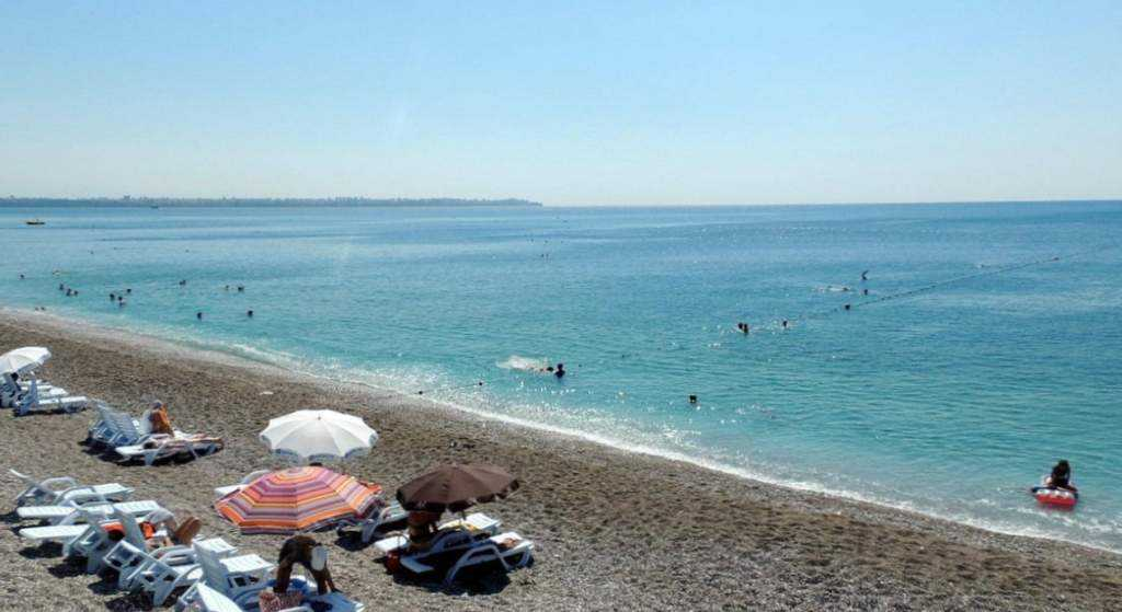 Antalya Plajları - Konyaaltı