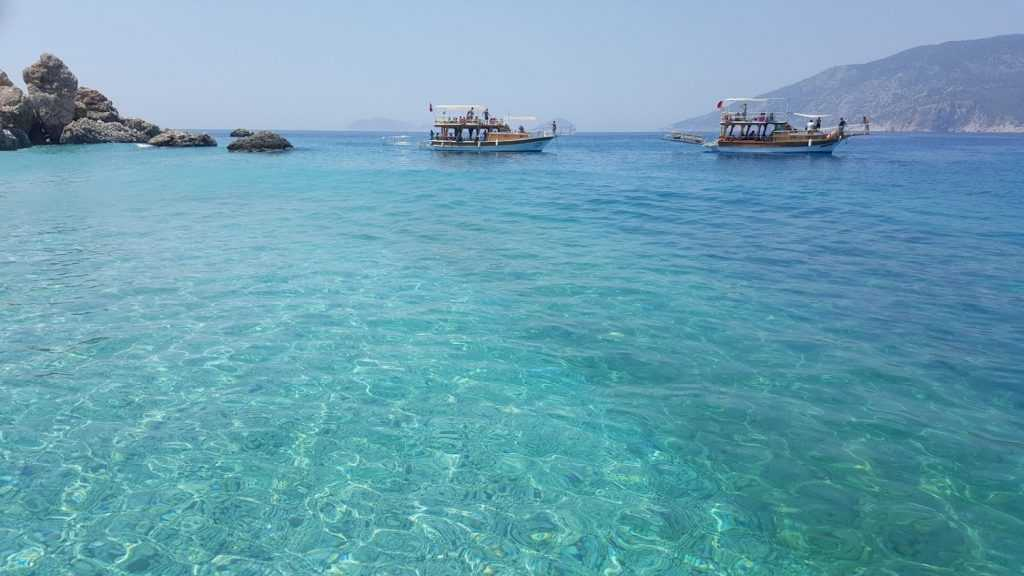 Suluada Adrasan Antalya