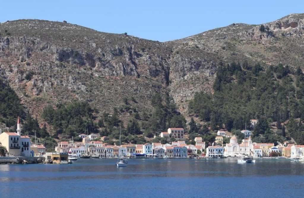 Yunan Adaları - Meis